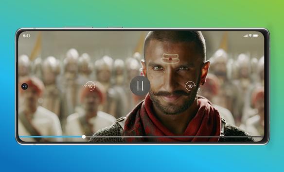 Eros Now for Android TV ảnh chụp màn hình 6