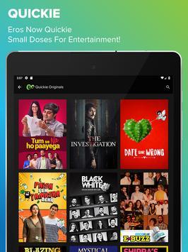 Eros Now for Android TV ảnh chụp màn hình 10