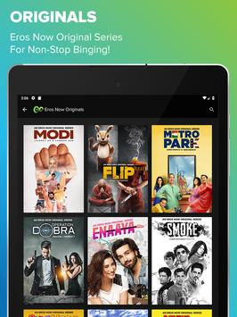 Eros Now for Android TV скриншот 9