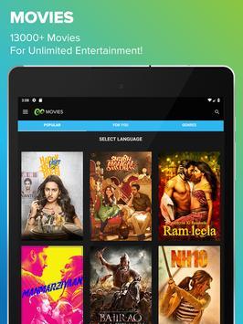 Eros Now for Android TV ảnh chụp màn hình 18
