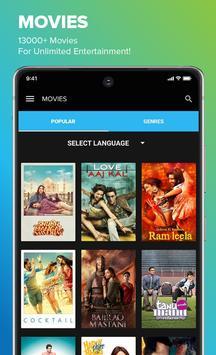 Eros Now for Android TV ảnh chụp màn hình 1