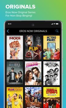 Eros Now for Android TV ảnh chụp màn hình 2