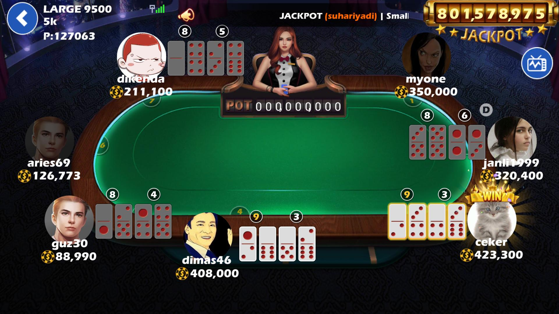 Domino 99 Poker Online For Android Apk Download