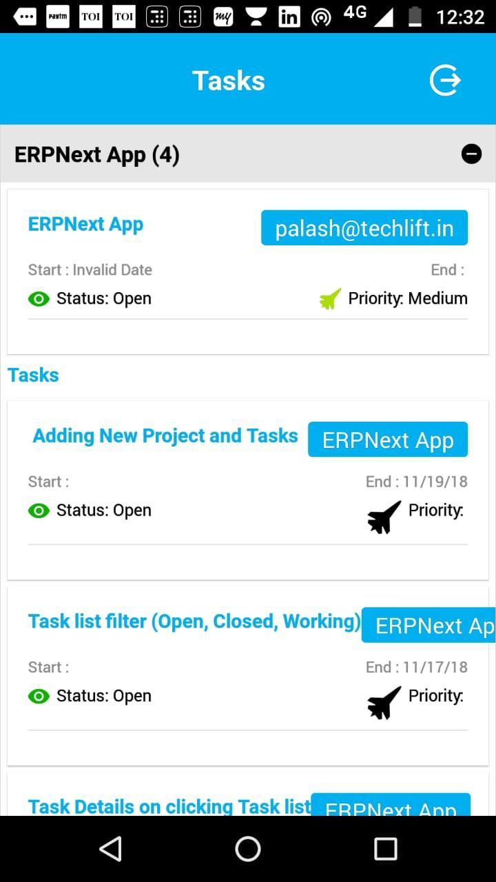 ERPNext Companion for Android - APK Download