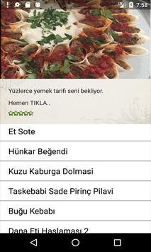 Yeni Yemek Tarifleri Çorba Ana Yemek Balık Makarna screenshot 2