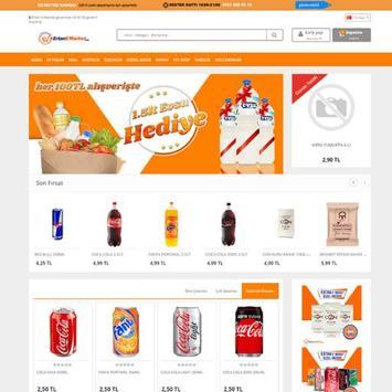 Ertan E-Market screenshot 1