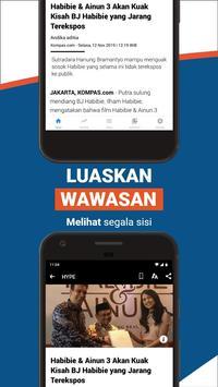KOMPAS.com: Baca Berita Update, Akurat, Terpercaya screenshot 1