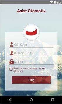 Asist Otomotiv poster