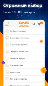 DNS постер