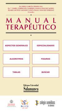 Manual terapéutico Poster