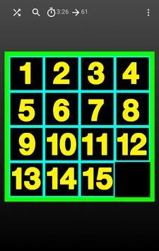 Fifteen Puzzle screenshot 4