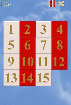 Fifteen Puzzle screenshot 6