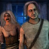 Escape Horror Granny House - Grandpa Haunted Game icon