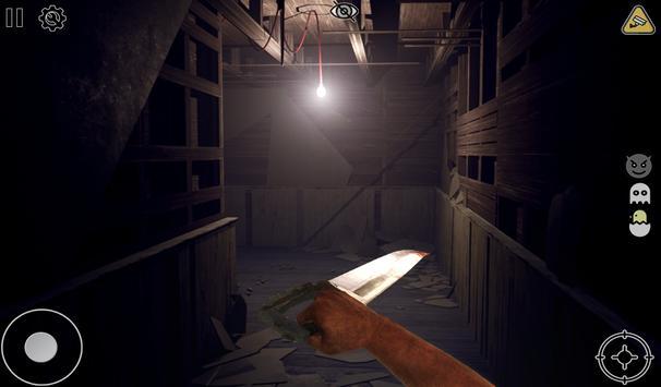 Escape Horror Granny House - Grandpa Haunted Game screenshot 9