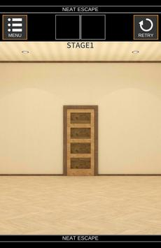 Escape game: Stage poster