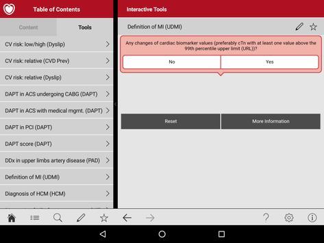 ESC Pocket Guidelines ảnh chụp màn hình 7