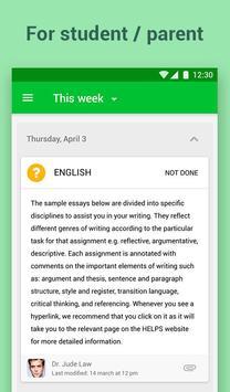 eSchool Agenda screenshot 3