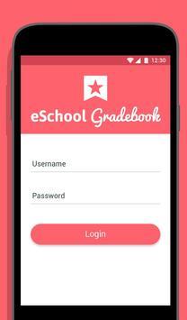 eSchool Gradebook imagem de tela 3