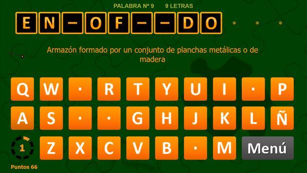 Entre Palabras screenshot 4
