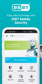 Poster ESET Mobile Security