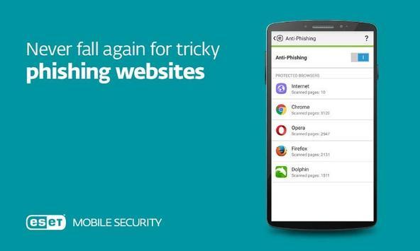 ESET Mobile Security screenshot 12