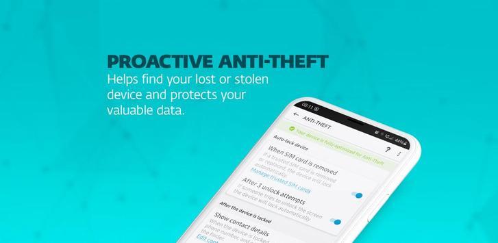 12 Schermata ESET Mobile Security