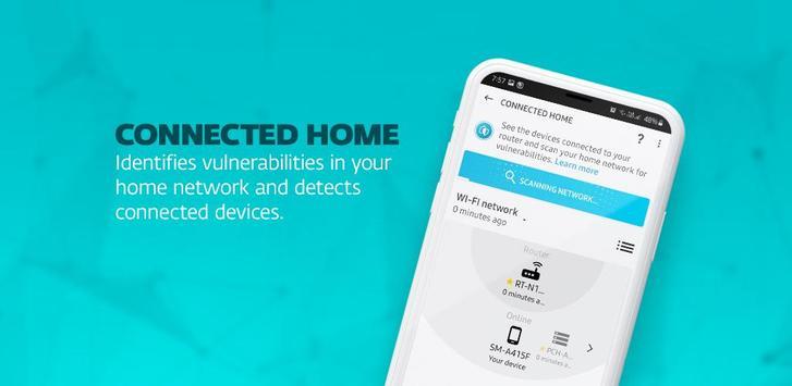 13 Schermata ESET Mobile Security