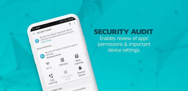 14 Schermata ESET Mobile Security