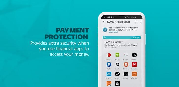15 Schermata ESET Mobile Security