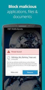 ESET Mobile Security screenshot 2