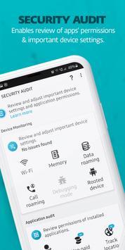 6 Schermata ESET Mobile Security