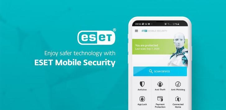 8 Schermata ESET Mobile Security