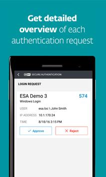 ESET Secure Authentication screenshot 10