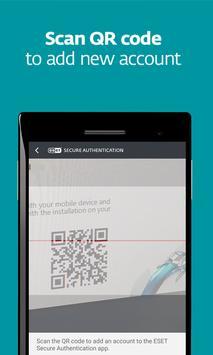 ESET Secure Authentication स्क्रीनशॉट 11