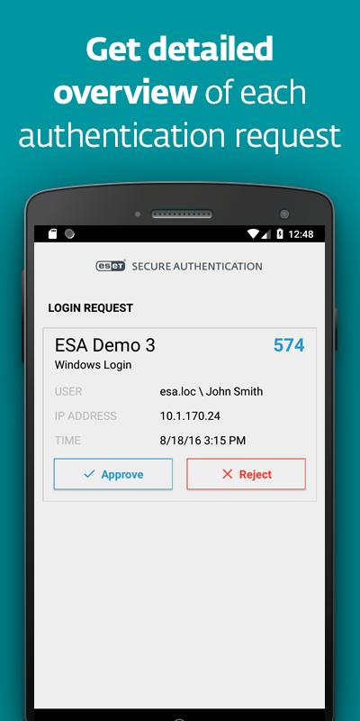 ESET Secure Authentication for Android - APK Download