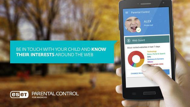 ESET Parental Control screenshot 9