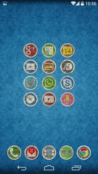 Rugo - Icon Pack syot layar 1
