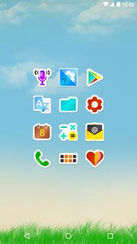 Sticko - Icon Pack syot layar 1