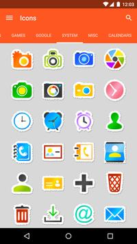 Sticko - Icon Pack syot layar 4