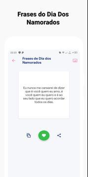 Frases do Dia Dos Namorados screenshot 4