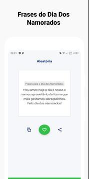 Frases do Dia Dos Namorados screenshot 6
