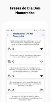Frases do Dia Dos Namorados screenshot 2