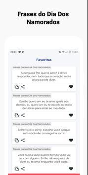 Frases do Dia Dos Namorados screenshot 3
