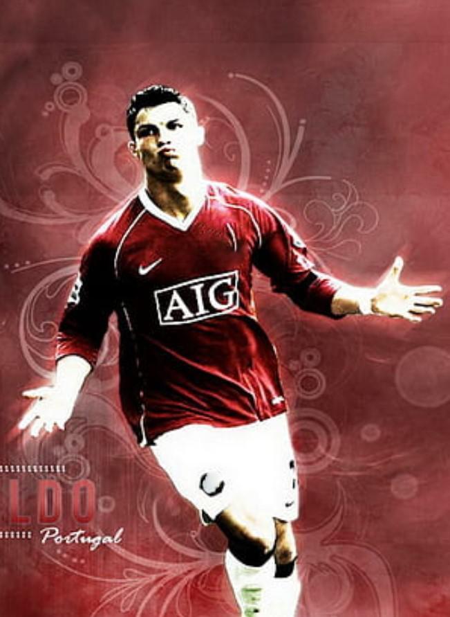 Cristiano Ronaldo Wallpaper Man Utd For Android Apk Download