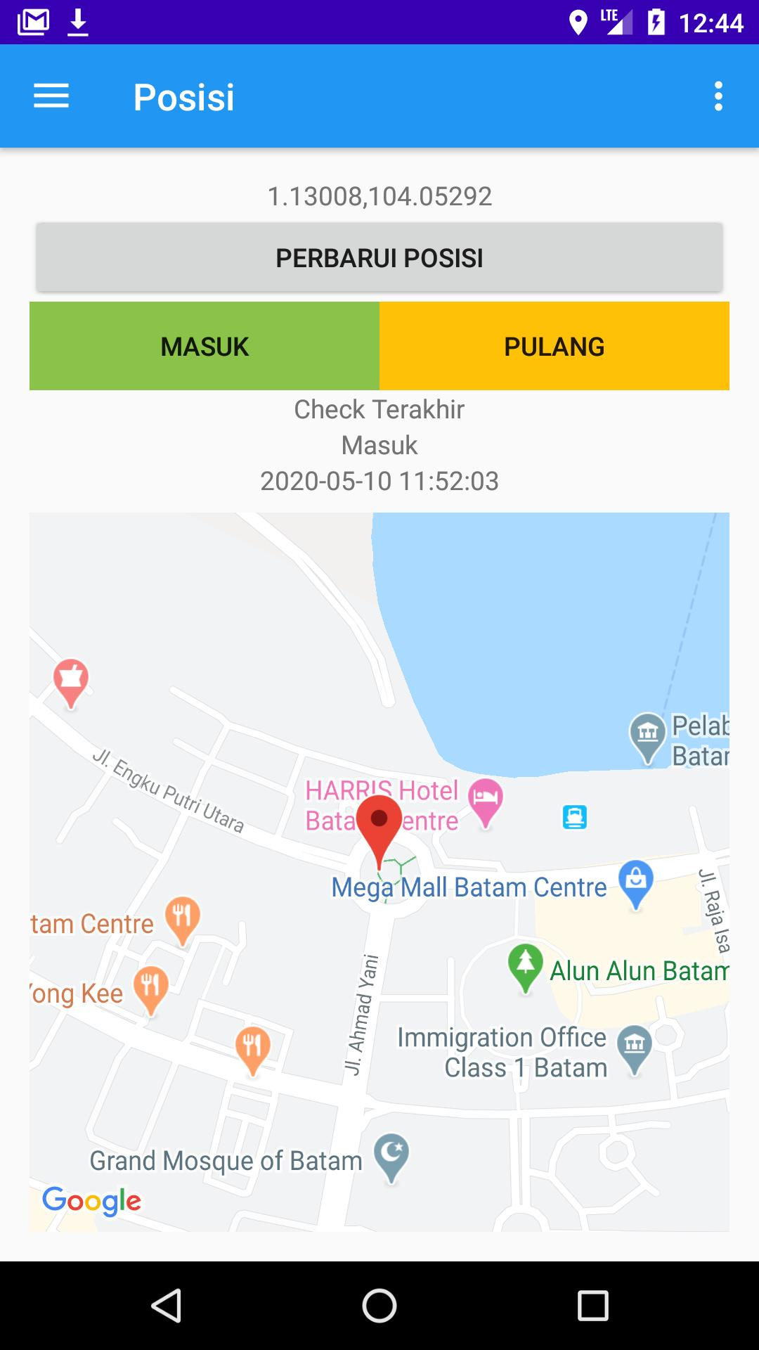 Simpeg Kota Batam Android For Android Apk Download