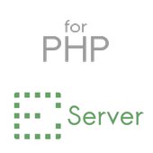 Server for PHP icon