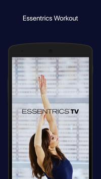 Essentrics Workout poster