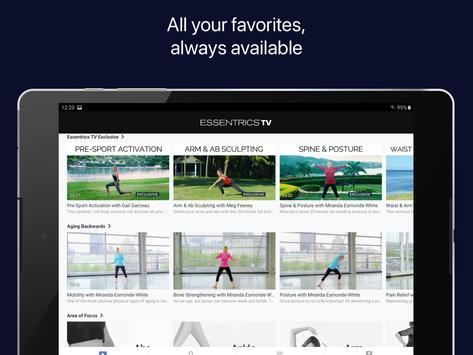 Essentrics Workout screenshot 12