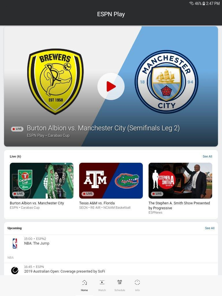 ESPNPlay Caribbean for Android - APK Download