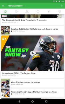 ESPN Fantasy screenshot 11